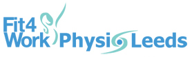Physio Leeds / Fit4Work Logo