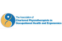 The Association of Chartered Physiotherapists in Occupational Health & Ergonomics logo