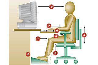 Workstation Checklist - Display Screen Equipment
