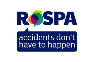 RoSPA Logo - Fit4Work are RoSPA accredited