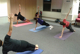 Pilates in Work - Fit4Work