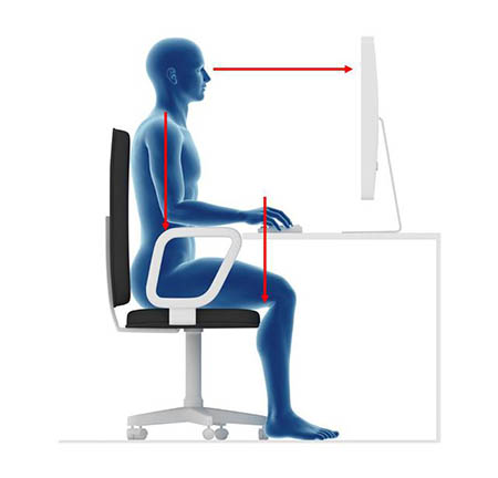 prevent workplace repetitive strain injuries