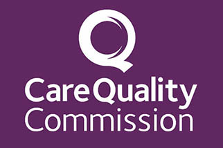 CQC Logo - Care Quality Commission