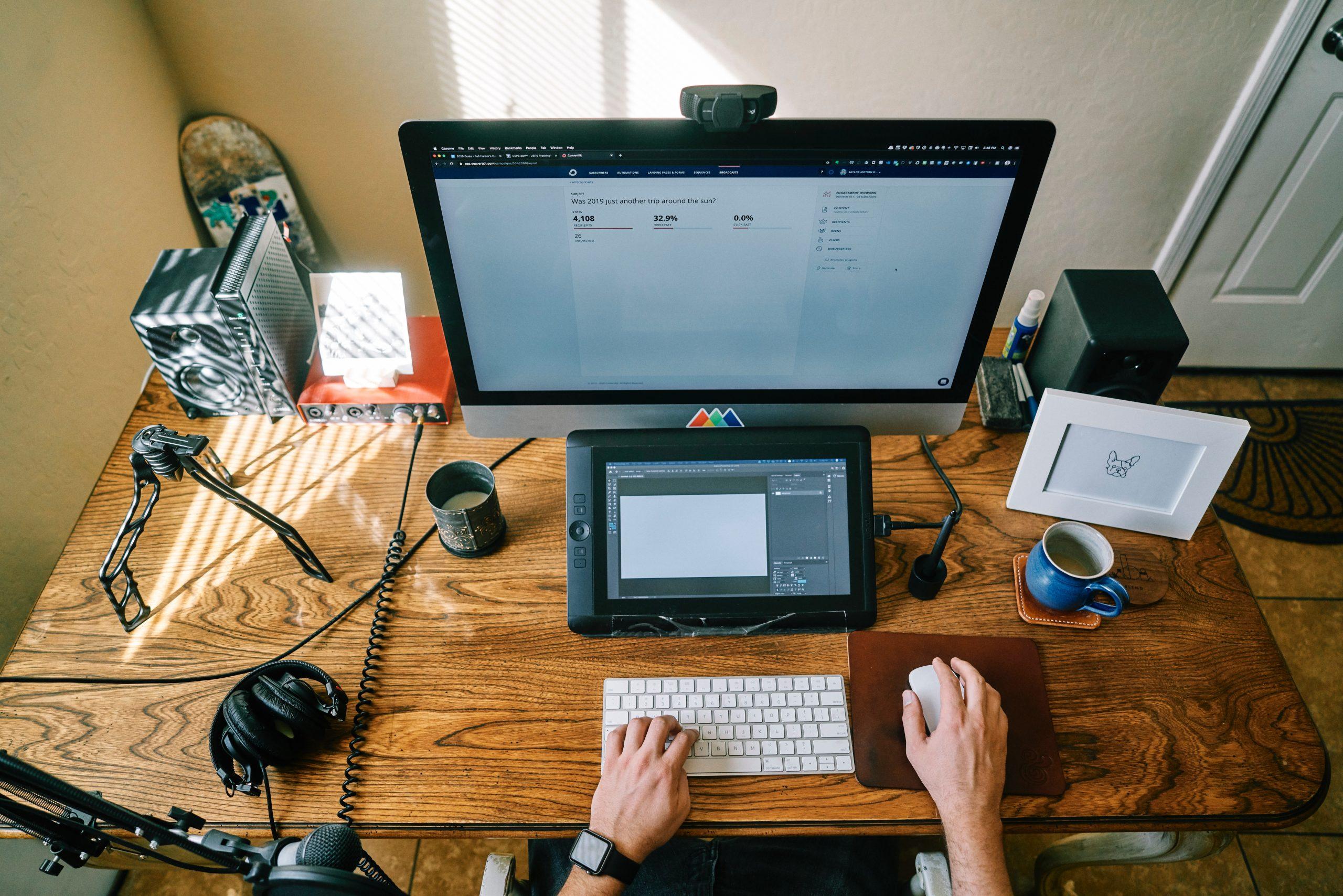 Remote Working Workstation Checklist